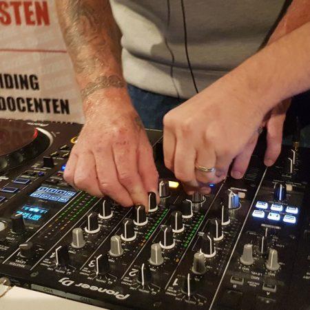 DJ cursus