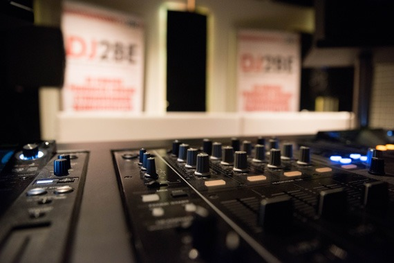 DJ opleiding