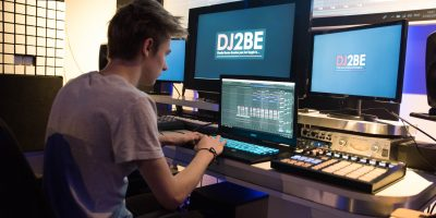 dj2be workshop